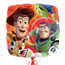 Toy Story Buzz & Woody Foil Helium Balloon